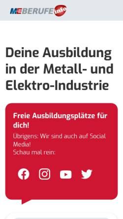 Vorschau der mobilen Webseite www.wassollwerden.de, Was soll werden