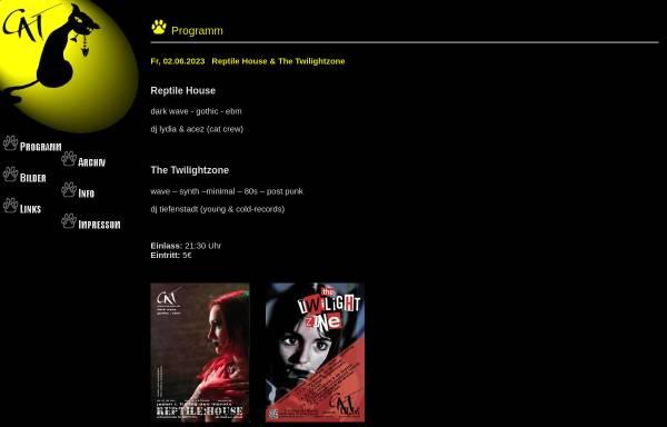 Vorschau von www.cat-ulm.de, Cat Ulm