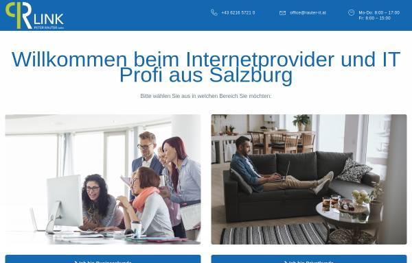 Vorschau von www.rauter-it.at, Peter Rauter GmbH