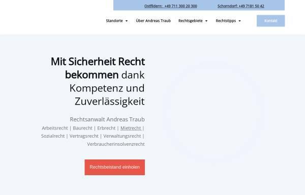 Vorschau von www.rechtsanwalt-harth.de, Harth & Graße