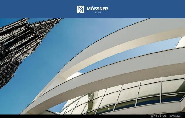 Vorschau von www.moessner.de, Mössner & Partner