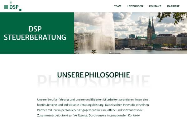 Vorschau von www.dsp-kanzlei.de, SLW Dr. Schmitz und Partner