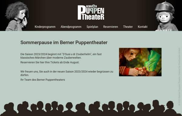 Vorschau von www.berner-puppentheater.ch, Puppenbühne Monika Demenga und Hans Wirth