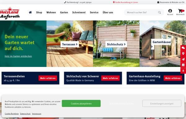 vorschau von www auferoth com auferoth die schreinerei l auferoth