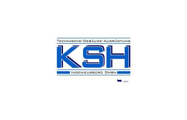 Vorschau von www.ksh-haustechnik.de, KSH Ingenieurbüro GmbH