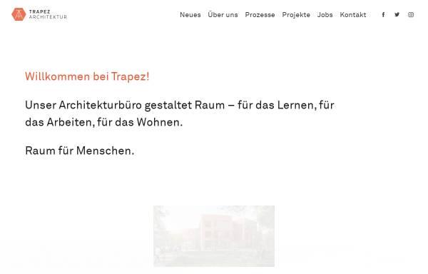 Vorschau von www.trapez-architektur.de, Landwehr, Dirk