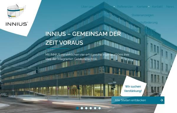 Vorschau von www.rr-planung.de, Reuter Rührgartner - Planungsgesellschaft für Gebäudetechnik mbH