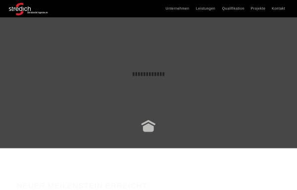 Vorschau von www.stredich-partner.de, Stredich und Partner GbR
