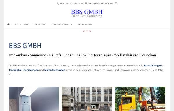 Vorschau von www.bbs-gmbh.de, BBS Business Beratung & Service