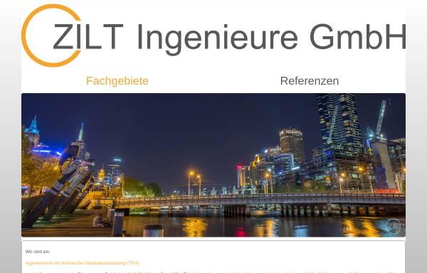Vorschau von www.technische-gebaeudeausruestung.de, Zilt Ingenieure Gesellschaft für technische Gebäudeausrüstung mbH