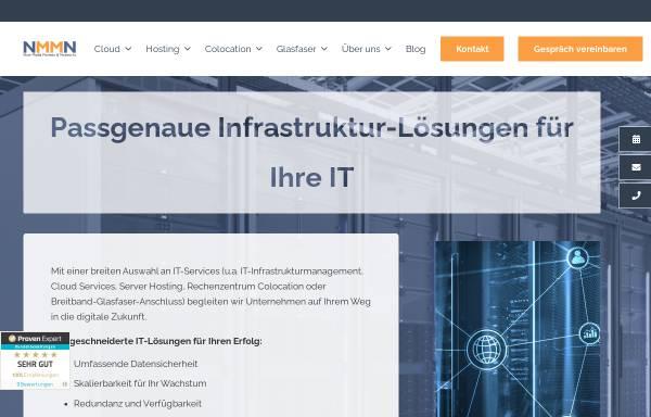 Vorschau von www.nmmn.com, New Media Markets & Networks