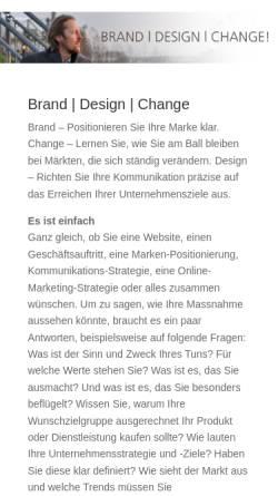 Vorschau der mobilen Webseite www.raumfuer.de, Raumfuer, Inh. Alexander Schilling
