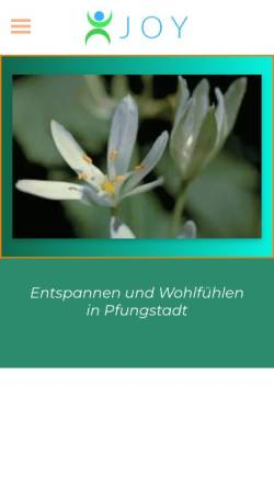 Vorschau der mobilen Webseite www.konnymayr.de, Mayr, Kornelia