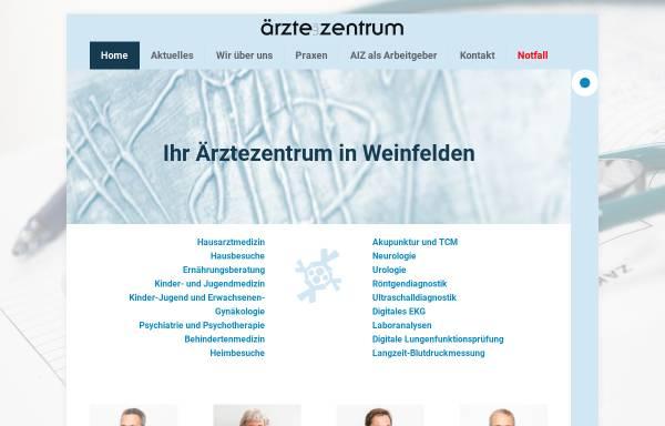 Vorschau von www.aerzteimzentrum.ch, Ärzte im Zentrum