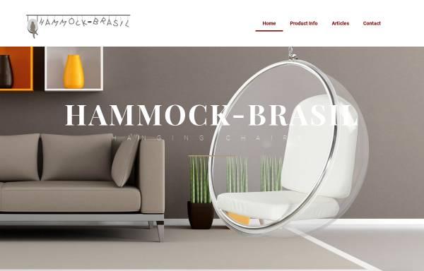 Vorschau von www.hammock-brasil.com, Hammock-Brasil - Lignum B. u. T. Trade Handels GesmbH.
