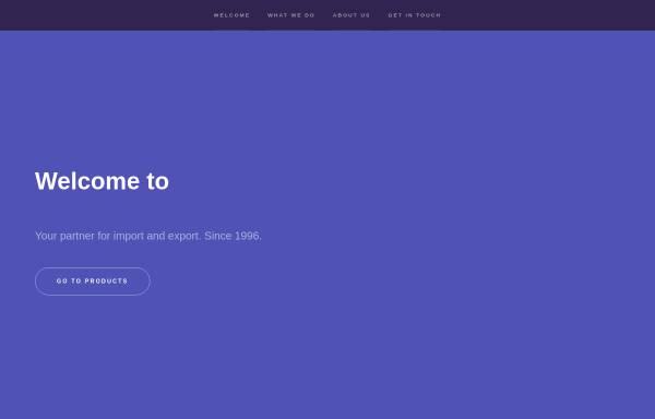 Vorschau von www.tl-import-export.de, TL Import-Export Handels-GmbH