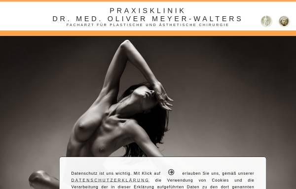 Vorschau von www.plastischer-chirurg-hamburg.de, Praxisklinik für Plastische und Ästhetische Chirurgie