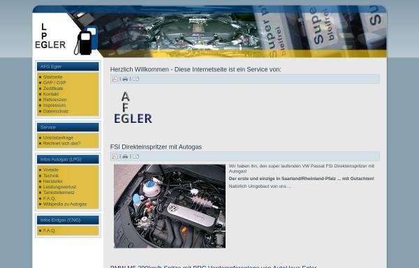 Vorschau von www.autogas-saar.de, Autohaus Egler und Koch GmbH Limbach