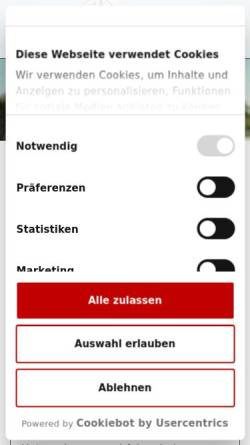 Vorschau der mobilen Webseite www.bonnundpartner.de, Bonn und Partner