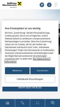 Vorschau der mobilen Webseite www.boerse-live.at, Börse Live