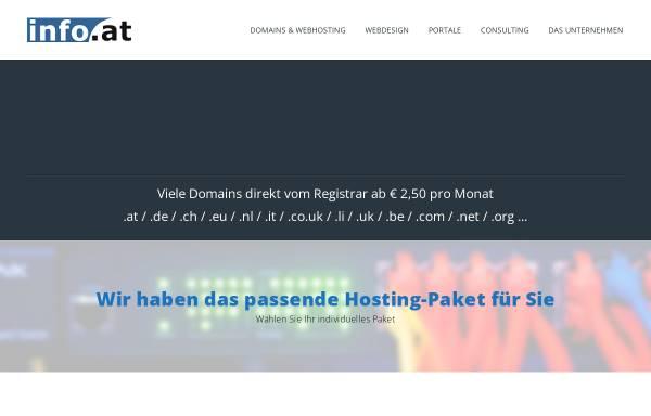 Vorschau von www.anlageberater.at, Verzeichnis für Anlageberater in Österreich by Info.at Internet GmbH & Co KEG