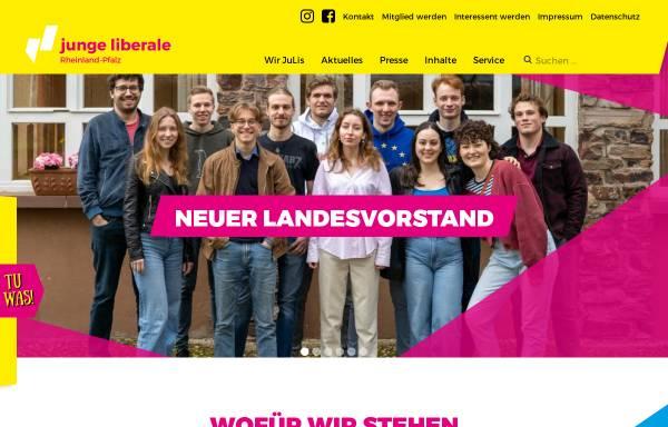 Vorschau von www.julisrlp.de, Junge Liberale (JuLis) in Rheinland-Pfalz