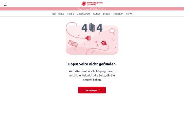 Vorschau von www.kirchenzeitung-mv.de, Kirchenzeitung-MV online