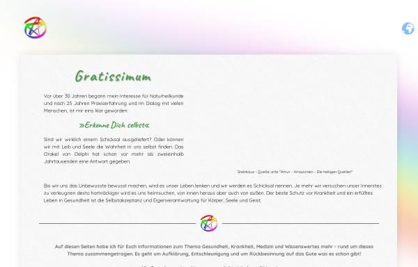 Vorschau von www.praeventivemedizin.de, Praxis für Präventive Medizin - Hellmuth Putze und Team