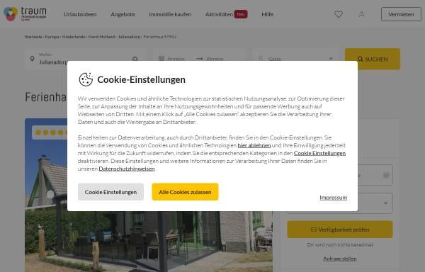 Vorschau von www.ferien-nl.de, Ferienhaus Strandperle