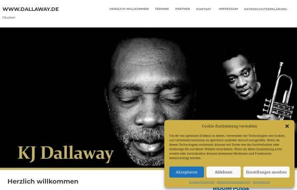 Vorschau von www.dallaway.de, Dallaway, K. J. und friends