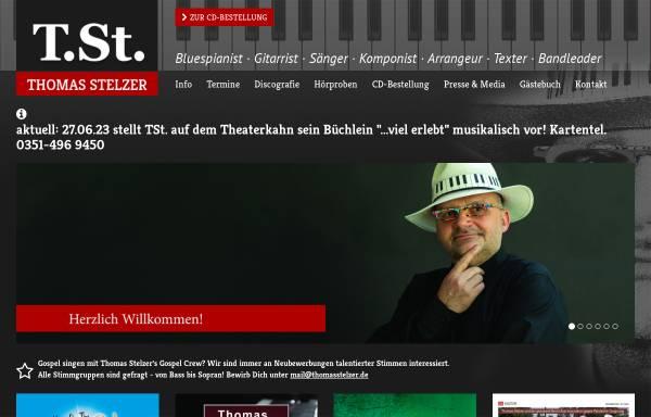 Vorschau von www.thomasstelzer.de, Stelzer, Thomas