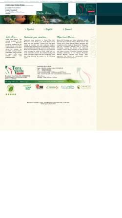 Vorschau der mobilen Webseite tierra-verde.com, Aventuras Tierra Verde S.A.