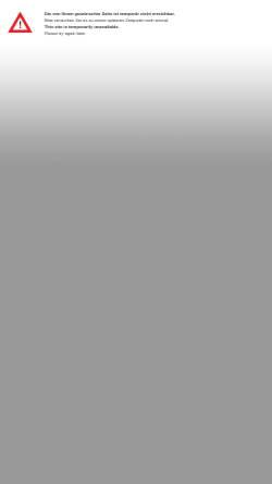 Vorschau der mobilen Webseite www.md-tours.de, MD Tours