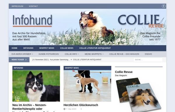 Vorschau von www.collie-revue.de, Collie Revue