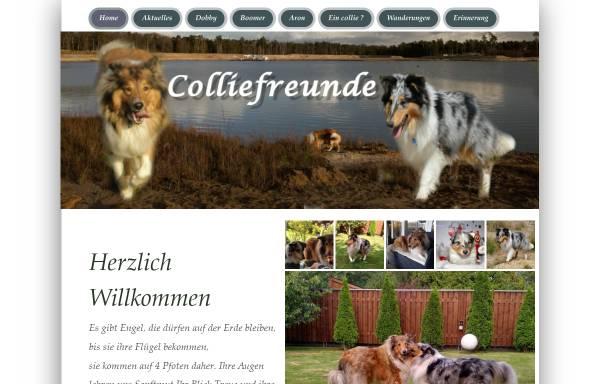 Vorschau von www.colliefreunde.de, Unsere Collies