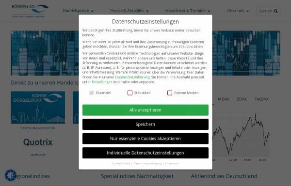 Vorschau von www.boersenag.de, BÖAG Börsen AG