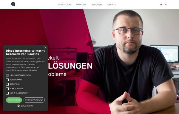 Vorschau von www.sasasem.de, Sasa Stojanovic
