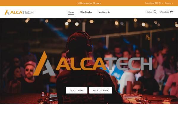 Vorschau von www.alcatech.de, Alcatech