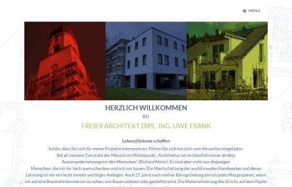 Architekt Sigmaringen frank uwe in sigmaringen baden württemberg deutschland architekt