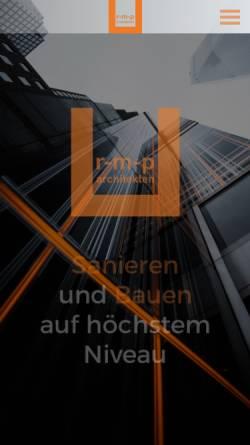 Vorschau der mobilen Webseite www.r-m-p.de, Matzig, Roland & Partner
