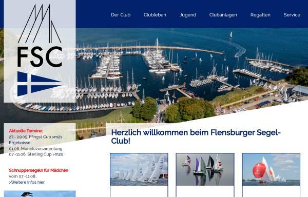 Vorschau von www.fsc.de, Flensburger Segel-Club