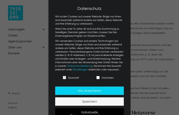 Vorschau von www.adgame-media.com, Adgame-media GmbH