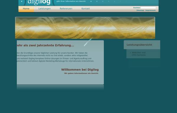 Vorschau von www.digilog.de, DigiLog multimedia e.K.