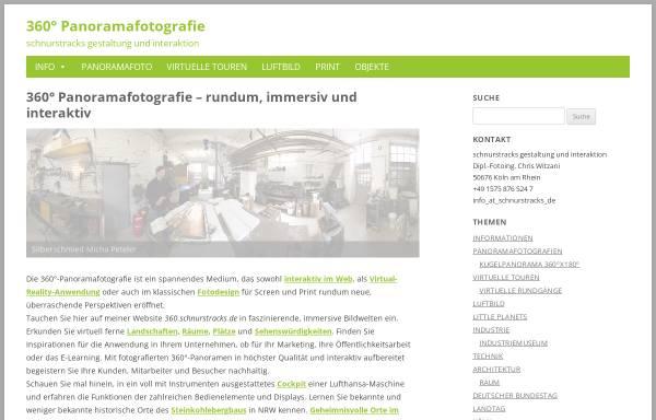 Vorschau von 360.schnurstracks.de, schnurstracks
