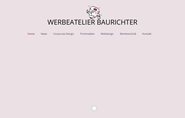 Vorschau von www.baurichter.de, Baurichter