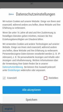 Vorschau der mobilen Webseite www.kreativrealisten.de, EMS & P Kommunikation GmbH