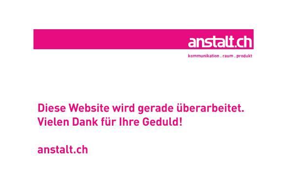 Vorschau von www.anstalt.ch, Anstalt für Gestaltung