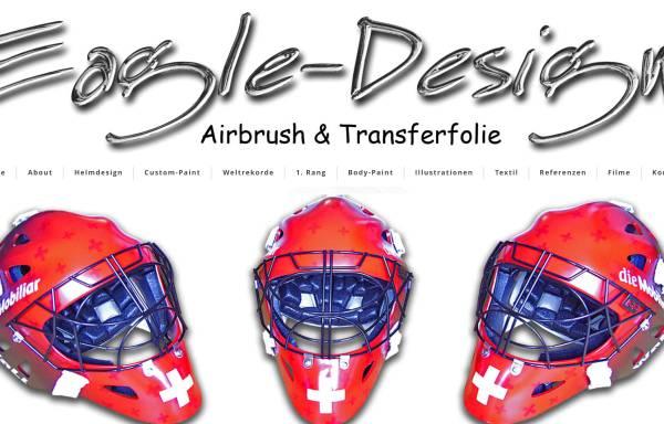 Vorschau von www.eagle-design.ch, Eagle Design