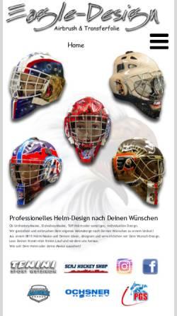 Vorschau der mobilen Webseite www.eagle-design.ch, Eagle Design