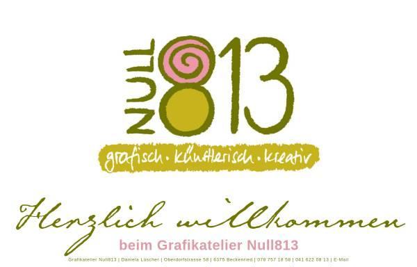 Vorschau von www.null813.ch, Null813